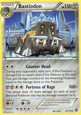 2x Bastiodon - Pokemon XY - Steam Siege #70 - NEW