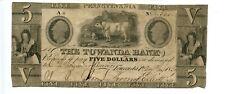 1834  Towanda, Penn. $5
