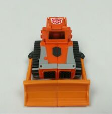 Transformers RID Wedge Figure Landfill Orange Rare Combiners Build Team 2001