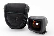 "Ricoh GV-1 Viewfinder 28mm 21mm For GR Degital Camera w/Case ""Exce++"" #20290"