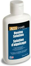 New listing AccuSharp Honing Solution Protects The Stones From Clogging and Provides Smooth