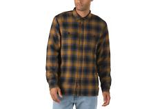 Vans Loomis Flannel Sherpa Shirt Size S