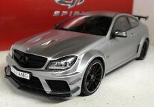 Artículos de automodelismo y aeromodelismo color principal gris de resina Mercedes