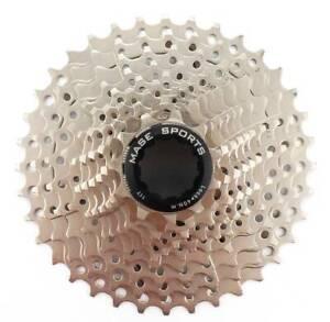 Fahrrad Kassette Steckkranz MASE Sports 10 Speed 11-36 Zähne Shimano Sram