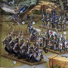 Warhammer Fantasy Island Of Blood High Elf Side on Sprue Age Of Sigmar Cities