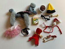 Vintage & Original Rare 1964 Barbie Dog 'N Duds Set 1613