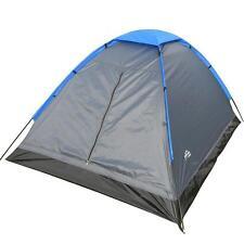 Explorer Monodome Zelt Campingzelt Festivalzelt Outdoor 2 Personenzelt blau