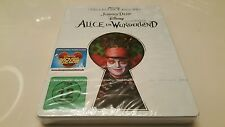 *LOOSE DISC* Disney's Alice in Wonderland STEELBOOK (Blu-ray, Germany) RARE OOP