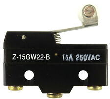 Ls Z 15gw22 B Micro Switch Short Roller Lever Limit Switch 15a 250vac