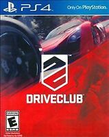 🏁🚘Drive Club for PlayStation 4 Racing / Driving Simulation DRIVECLUB PS4