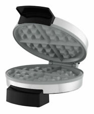Oster Titanium Infused DuraCeramic Belgian Waffle Maker - Stainless Steel
