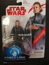 Star Wars The Last Jedi General Leia Organa 3.75 Inch Action Figure NEW
