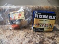 Roblox Toys Many Sets And Figures To Tiendamia Com Roblox Series 8 Crazyman32 Mini Figure With Cube And Online Code 609411478509 Ebay