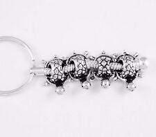 Turtle jewelry 4 turtles key chain keychain tortoise best jewelry gift turtle