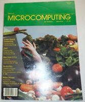 Kilobaud Microcomputing Magazine Green Thumb Computing April 1980 111314R