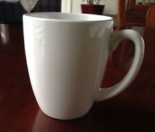 Corelle Stoneware White Coffee Cup Mug Excellent Condition