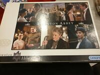 Downton Abbey Gibsons 1000 Piece Jigsaw Puzzle UK TV Drama 1916 G7032