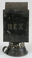 ANTIQUE DARKROOM SAFELIGHT BY REX.