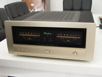 Accuphase A-45 Class A Stereo Power Amplifier (pia Gerät)