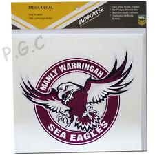 NRL Manly Sea Eagles iTag Mega Decal Sticker
