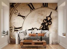 ohpopsi Klassisch Uhr Vorderseite XL Wandbild