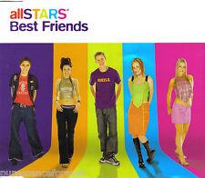 allSTARS* - Best Friends (UK 3 Track Enh CD Single)