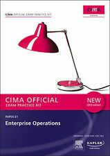 E1 Enterprise Operations - CIMA Exam Practice Kit: Operational level paper E1 (C