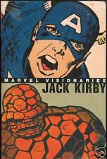 Rare Marvel Visionaries Jack Kirby Vol 1 Hardcover HC