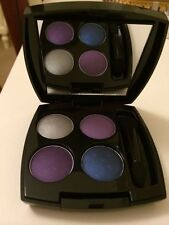 New Avon True Colour Eyeshadow Quad-Vivid Violet Free 1st class P&P