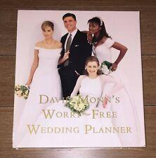 New David Monn's Worry Free Wedding Planner Book