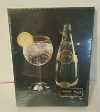 Vtg Springbok Puzzle Effervescently Yours Perrier Mineral Water New Sealed 1979