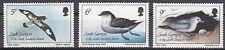South Georgia Nr. 154**, 155** und 158** Vögel