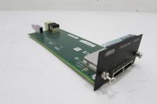 AdTran 1700470F1 Dual Stacking XAUI Interface Module (XIM)