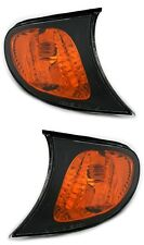 2 CLIGNOTANTS AVANT ORANGE BMW SERIE 3 E46 BERLINE PH2 09/2001-02/2005 09/2001-0