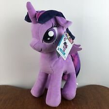 "My Little Pony Friendship Magic Princess Twilight Sparkle Purple 10"" Plush Toy"