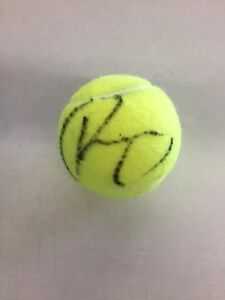 Andrey Rublev Signed TENNIS BALL autograph AUTO  HAND SIGNED