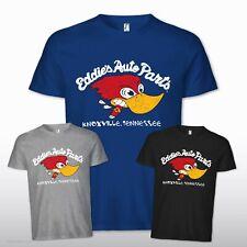 Eddies Auto Parts Eddie's Fun Kult Fan Shirt Knoxville -  Johnny Jackass Esel