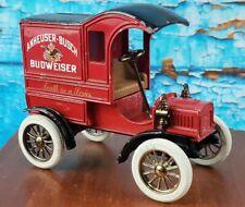 Vintage Budweiser Delivery Truck Bank #2413 Ertl