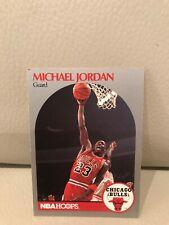 1990/1991 NBA HOOPS MICHAEL JORDAN BASKETBALL CARD #65.