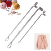 7pcs/set Latch Sewing Needles Sealing Crochet Hook DIY Weave Knitting Tools hv2n