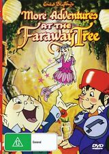 MORE ADVENTURES AT THE FARAWAY TREE - ENID BLYTON - NEW DVD FREE LOCAL POST
