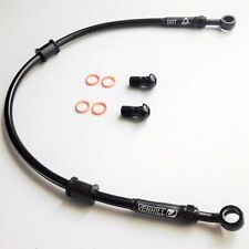 DUCATI 750SS 1998 VENHILL s/steel braided brake hoses lines REAR