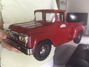 Vintage Tonka Trucks Pressed Steel Pickup Truck 1961 (NICE!!!)