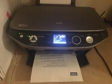 Epson Stylus Ultra Hi-Def RX580 Photo All-In-One Printer Copier Scanner
