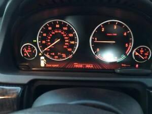 BMW 5-SERIES GT 535D 2010 F07 RHD /6WA SPEEDOMETER INSTRUMENT CLUSTER /9 232 961