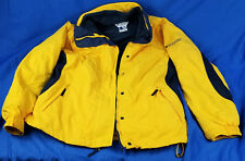 COLUMBIA Core Interchange Womens Size LARGE Jacket Ski Coat Long Vintage Used