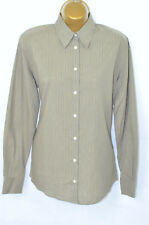 POETRY 100% Cotton striped casual shirt, BNWOT, UK 10