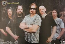 "DREAM THEATER ""GROUP STANDING TOGETHER"" POSTER FROM ASIA-Progressive Metal Music"