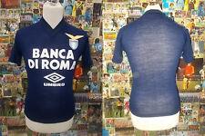 maglia calcio shirt maillot camiseta trikot LAZIO TG XS