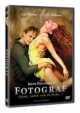DVD 2015 Fotograf (Photographer) Czech about Jan Saudek Roden English subtitle